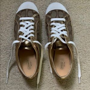 Coach Zorra Sneakers